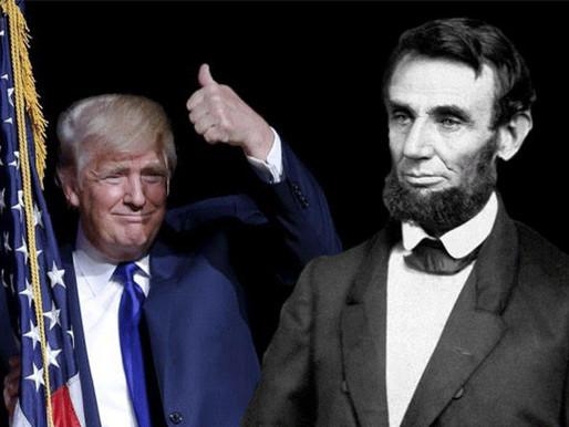 Aunque Donald fuera Abraham