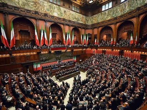 EL REFERÉNDUM CONSTITUCIONAL EN ITALIA