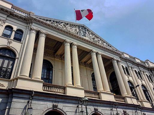 ELECCIONES LEGISLATIVAS EN PERÚ 2020