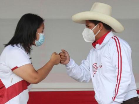 BALLOTAGE EN PERÚ