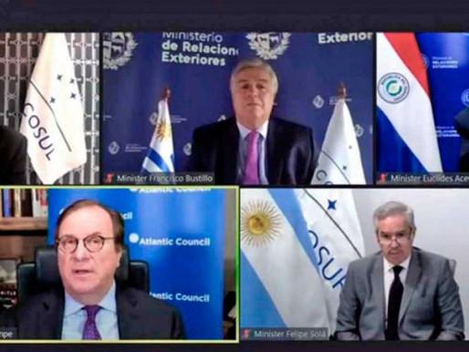 """""""30 Años de Mercosur: no nos une una casualidad"""", por Jorge Argüello"""