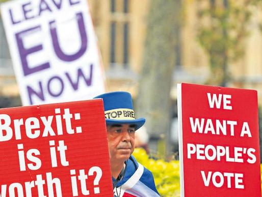 Nuestros artículos: El Brexit como Aleph político, por Jorge Argüello