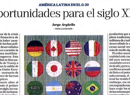 América Latina en el G20: oportunidades para el Siglo XXI