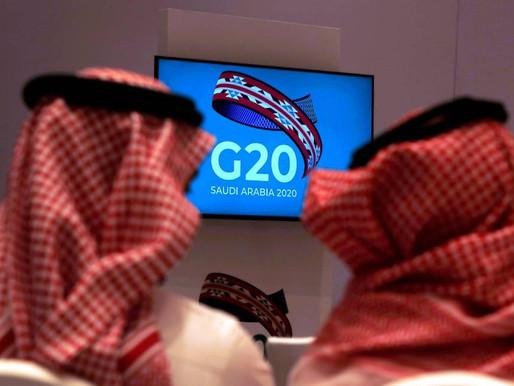 """""""Análisis de los comunicados del G20 - Reuniones Anuales 2020"""", por Bretton Woods Project"""