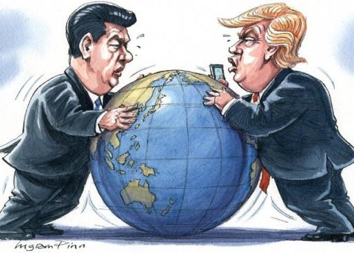 Estados Unidos, en rumbo de colisión con China