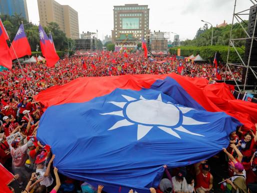LAS ELECCIONES EN TAIWÁN 2020