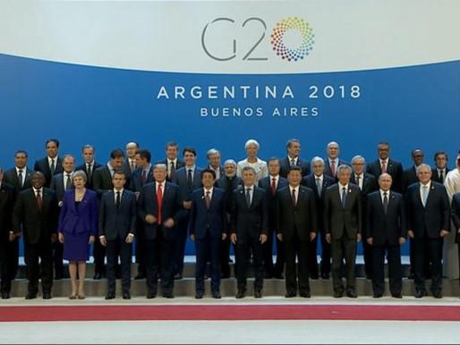 Nuestros Artículos: Luces y sombras de la Cumbre del G20, por Jorge Argüello