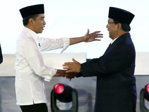 ELECCIONES EN INDONESIA 2019