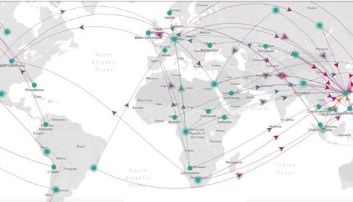 El futuro de las cadenas de suministro globales post COVID-19