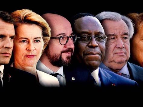 """""""Cooperación multilateral para la recuperación global"""", por Emmanuel Macron et al."""