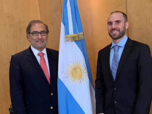 La Argentina y el FMI: un paso más en un camino sinuoso, por Jorge Argüello