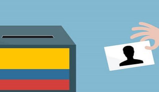 VOTA COLOMBIA: Legislativas 2018