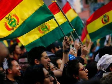 BOLIVIA VUELVE A LAS URNAS