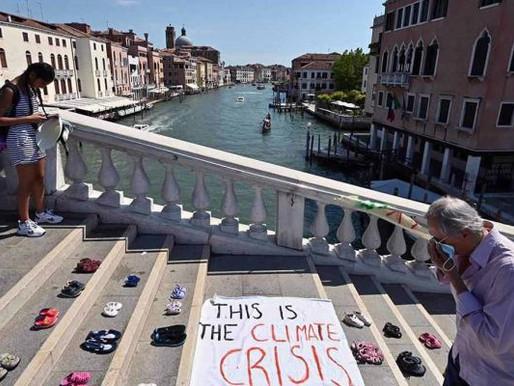 """Una agenda climática para el G20"", por Luca Bergamaschi"