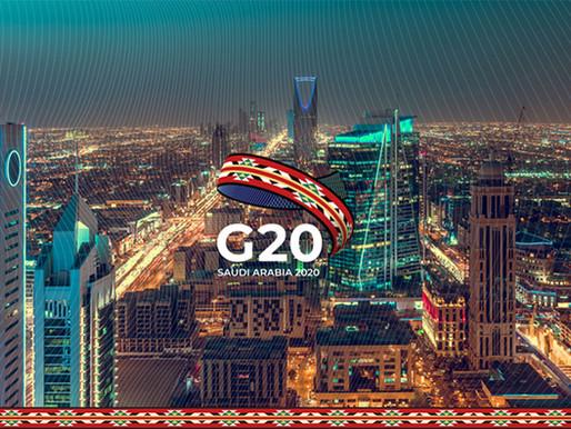 FINANZAS - Comunicado G20 2020