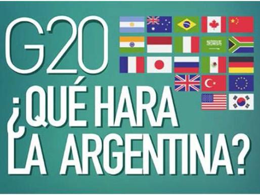 Qué podemos hacer dentro del G20