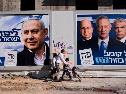 LA SITUACIÓN POLÍTICA EN ISRAEL