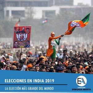India: Concluyen votaciones de elección nacional
