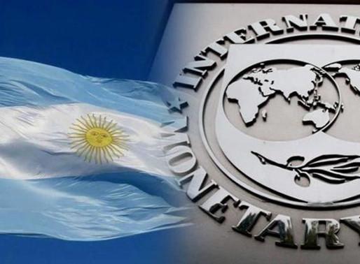 """""""El mundo está atento a la Argentina y al FMI"""", por Jorge Argüello"""
