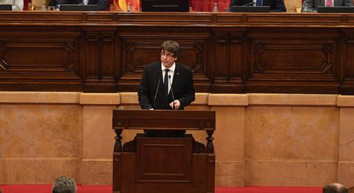 Por qué no prospera el intento separatista español