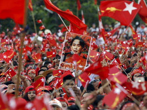 LAS ELECCIONES EN MYANMAR 2020