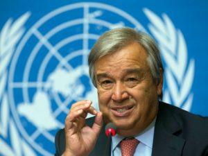 ¿Quién es Antonio Guterres?