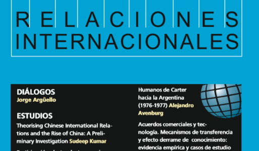 DIALOGOS: Jorge Argüello entrevistado por la revista del Instituto de Estudios Internacionales de la