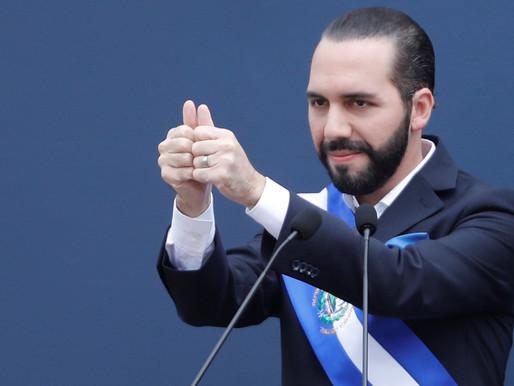 EL SALVADOR EVALÚA A BUKELE EN LAS URNAS