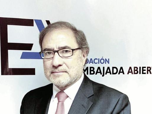 Entrevista a Jorge Argüello en El Cronista