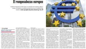 Europa necesitará reestructurar su deuda. Y su idea