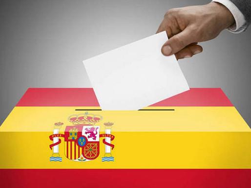 ELECCIONES EN ESPAÑA 2019