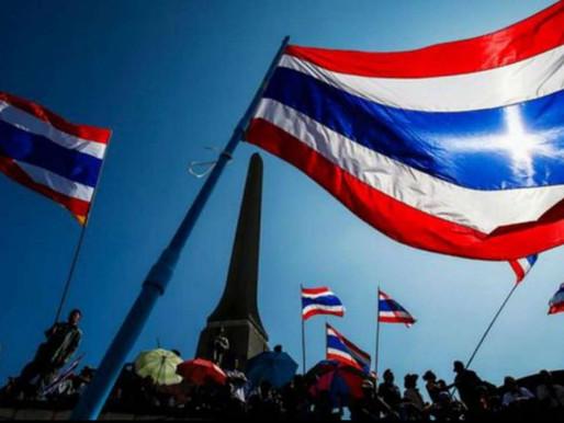 LA APERTURA DEMOCRÁTICA EN TAILANDIA