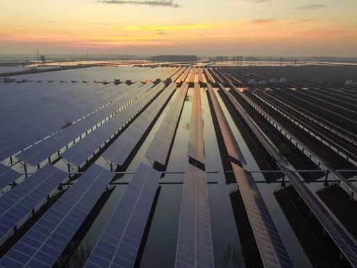 """La carrera hacia la abundancia sostenible"", por MichaeI Bloomberg et al."