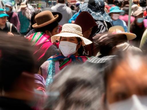 """""""Elecciones Bolivia 2020: los pueblos siempre vencen"""", por Dolores Gandulfo"""