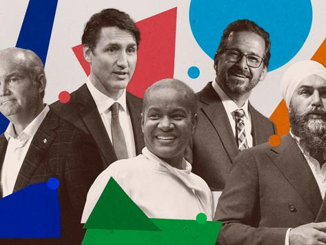 LA APUESTA ELECTORAL DE TRUDEAU EN CANADÁ