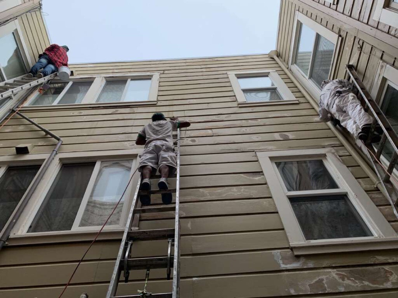 Exterior Painting Quote