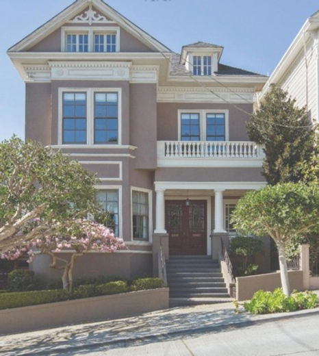 Exterior Painting SF