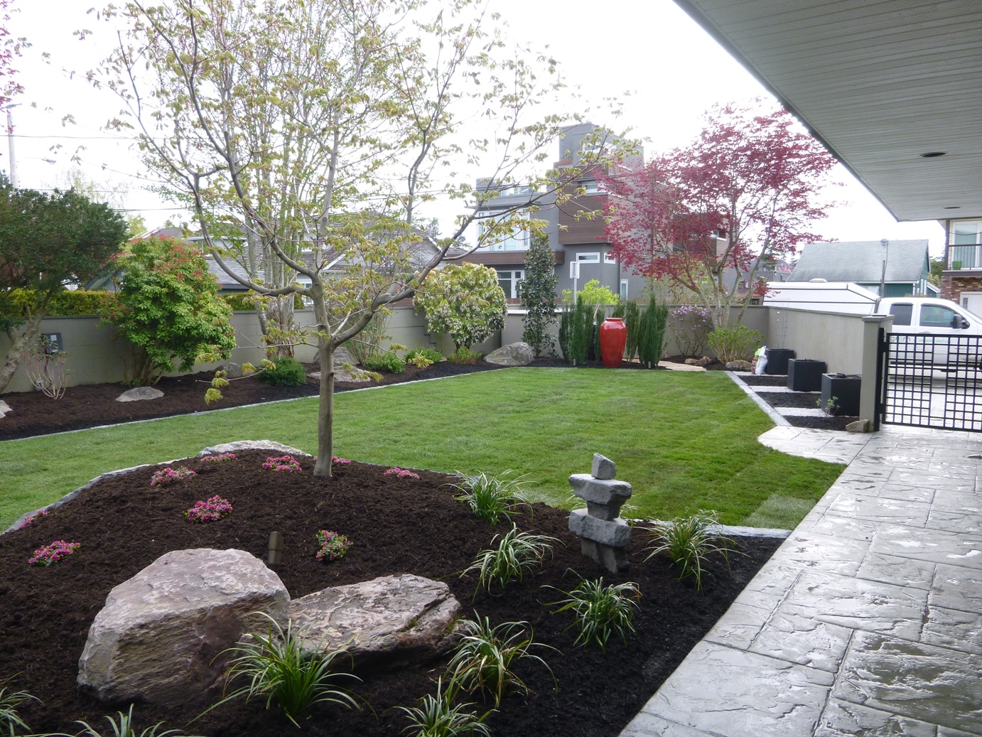 Complete Garden Redesign and Install