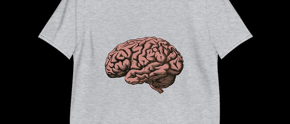 Short-Sleeve Brain T-shirt