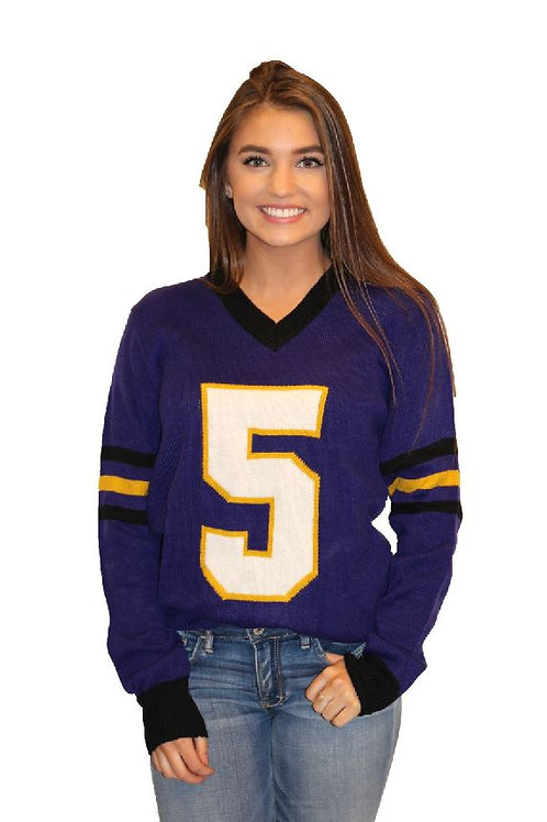 Baltimore Sweater Purple