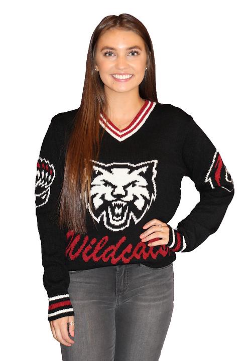 CWU Wildcats ~ Black
