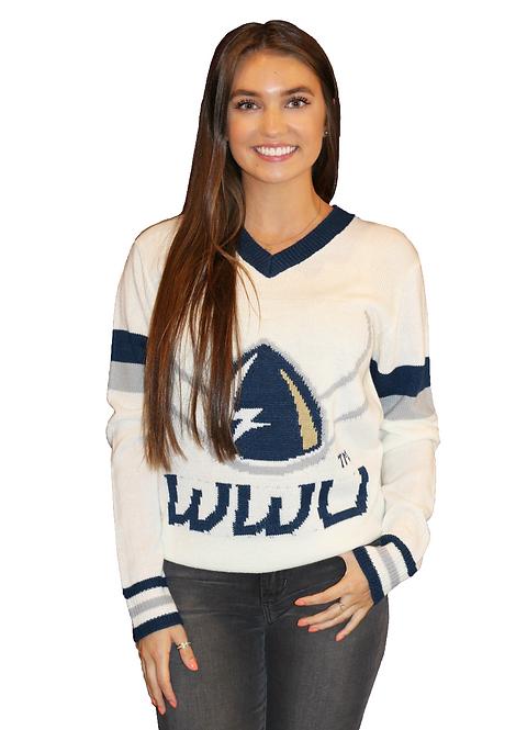 WWU Viking ~ White