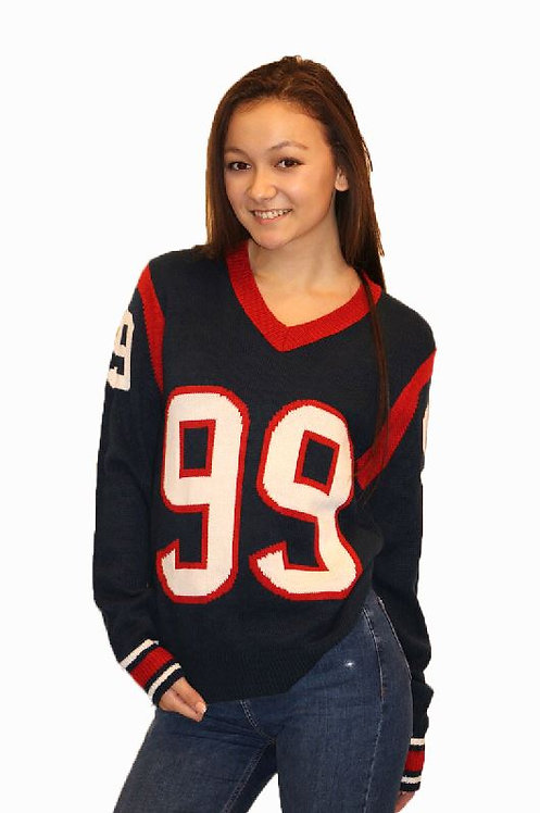 Houston Sweater Navy