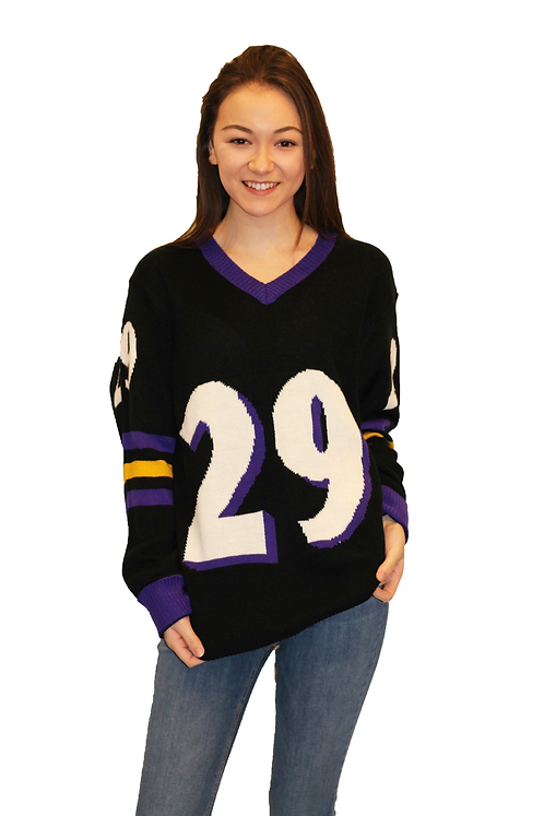 Baltimore Sweater Black