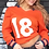 Thumbnail: Denver Sweater Orange