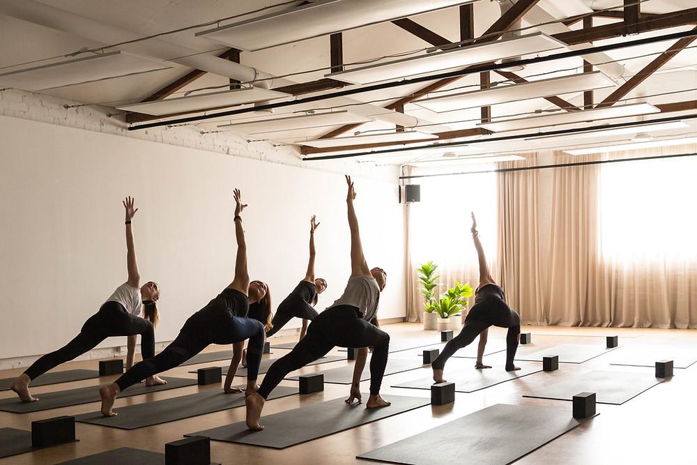 Radiant Sol Yoga Port Melbourne