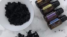 Cecily's Charcoal Sugar Scrub