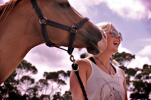 Radiant Sol Yoga Port Melbourne Horse Yoga