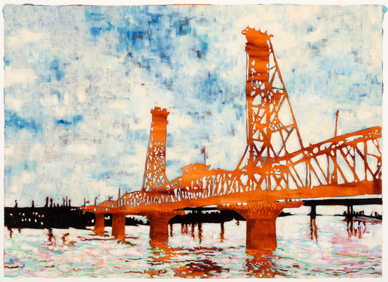 Steel Bridge / Ghost Bridge