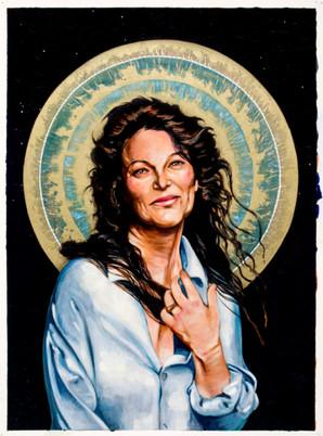 Portrait of Lorraine Hunt-Liberson